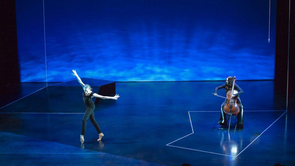 «The Day», Lucinda Childs en prête-nom au Théâtre de la Ville