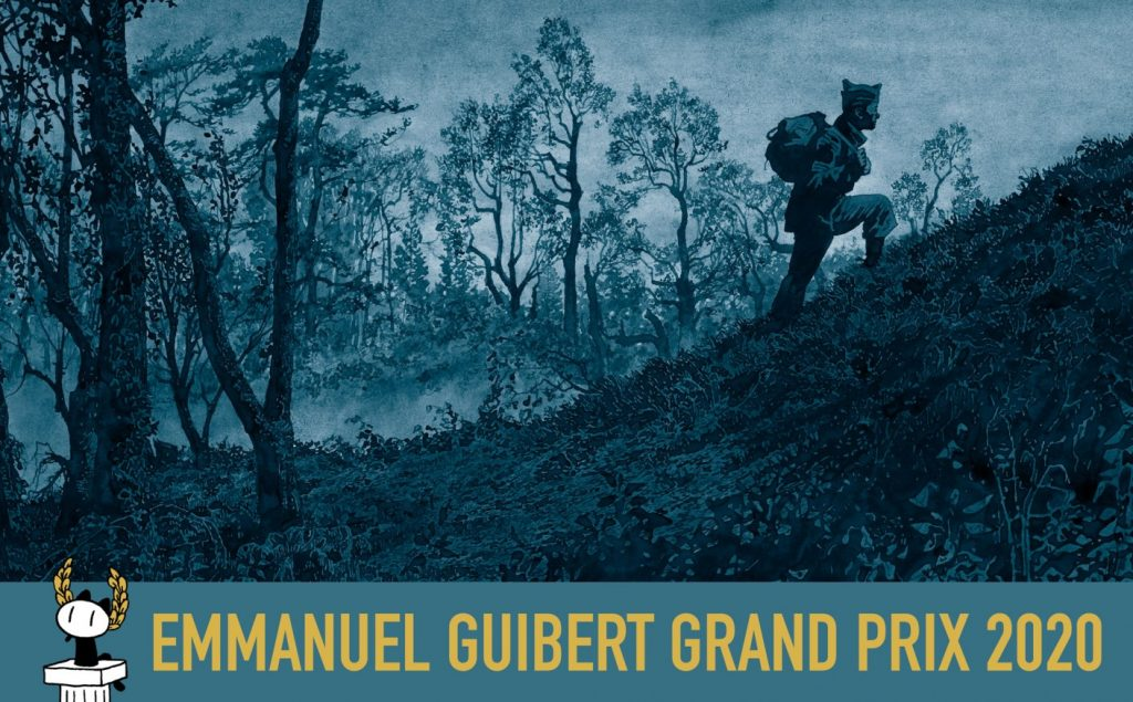 Festival d'Angoulême : le Grand Prix 2020 pour le père d'Ariol