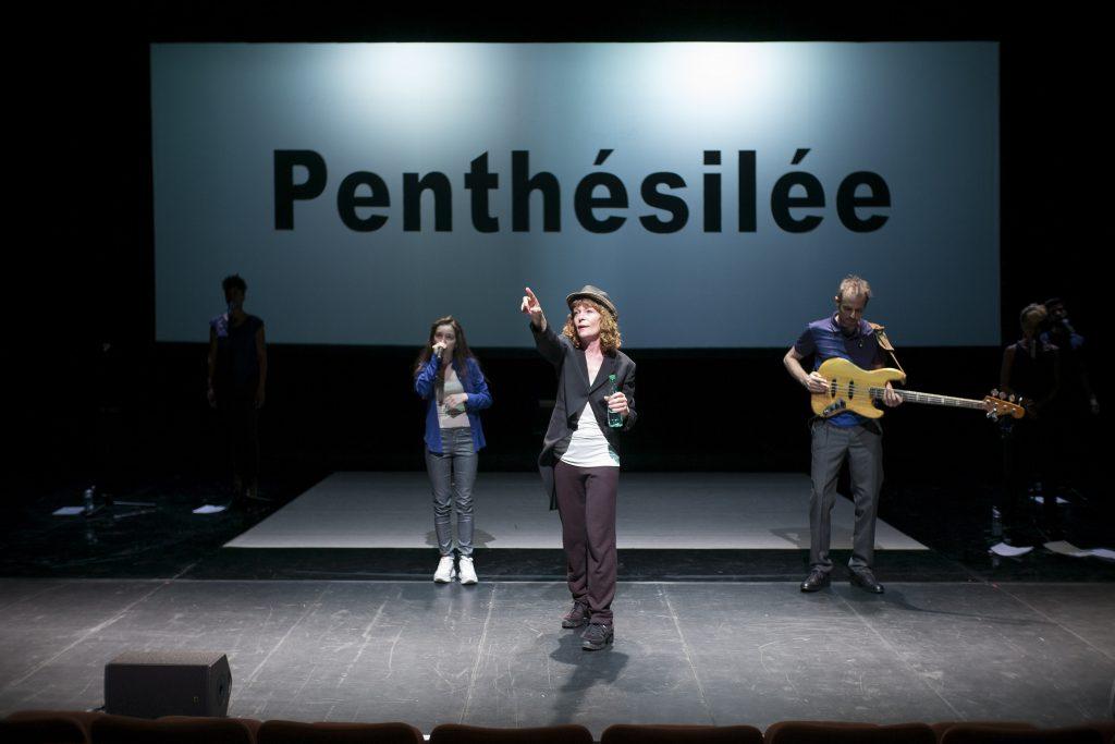 Sylvain Maurice nous parle de Penthésilée au Théâtre Sartrouville Yvelines CDN