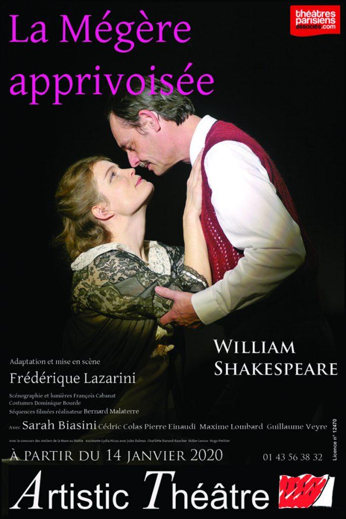 La mégère apprivoisée de Shakespeare adaptée en une pétillante vengeance féministe par Frédérique Lazarini