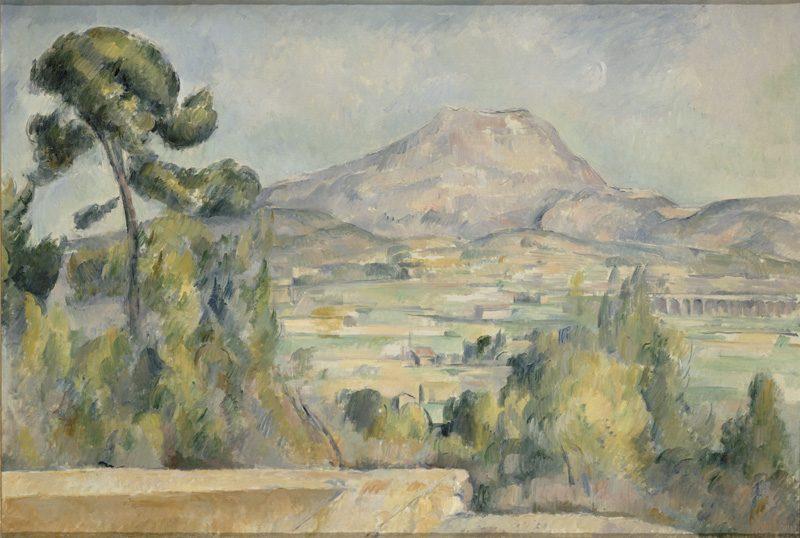 Cézanne et les maîtres, relecture des classiques avec un œil d'artiste