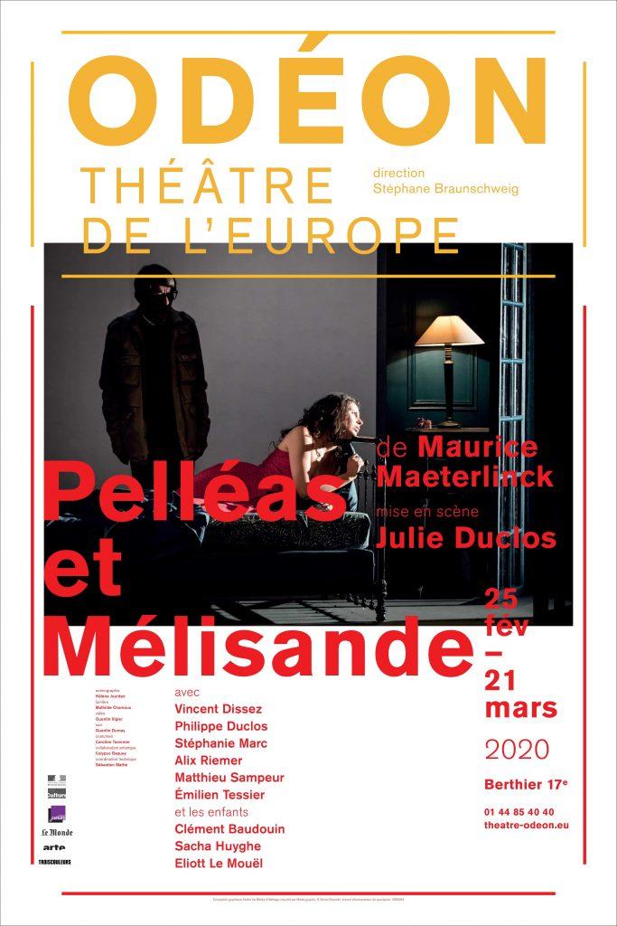 «Pelléas et Mélisande», de Julie Duclos : le quotidien sans le tragique