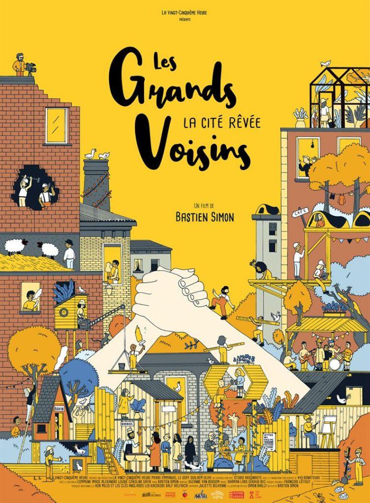 «Les Grands Voisins. La cité rêvée», de Bastien Simon
