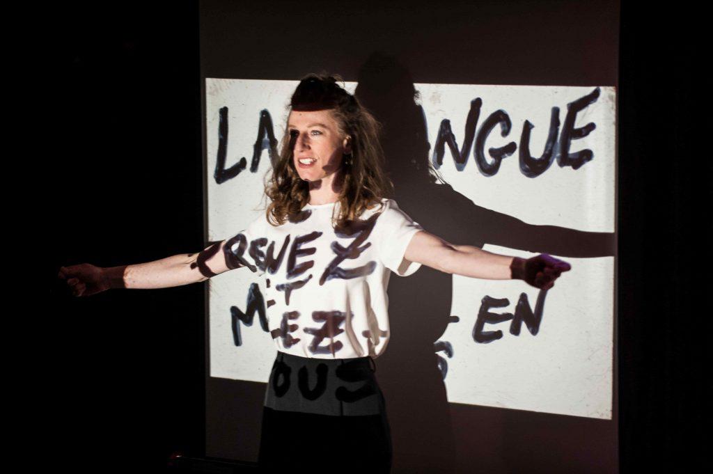Lalalangue, l'art du witz de Frédérique Voruz au Théâtre du soleil