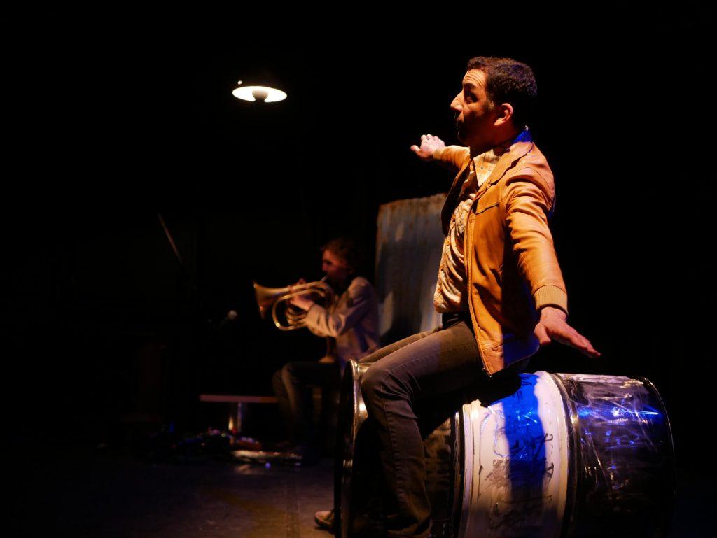 Avec une aventure rocambolesque et tragique digne d'un Calvino, Rachid Bouali et Manu Domergue présentent… Braslavie Bye Bye !
