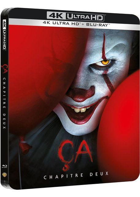 Ça-Chapitre deux : Le retour du clown maléfique !