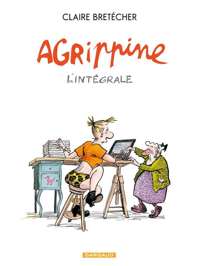 Hommage à Claire Bretécher : Agrippine en accès libre sur Arte
