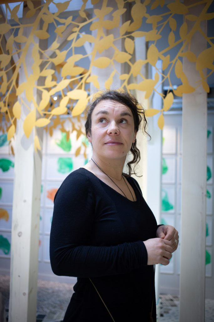 Julie Sicault Maillé : «je suis très engagée sur les questions écologiques»