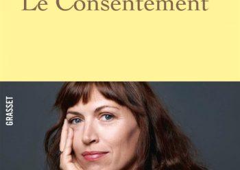 Couverture - Le Consentement - Vanessa Springora - Grasset - 2020