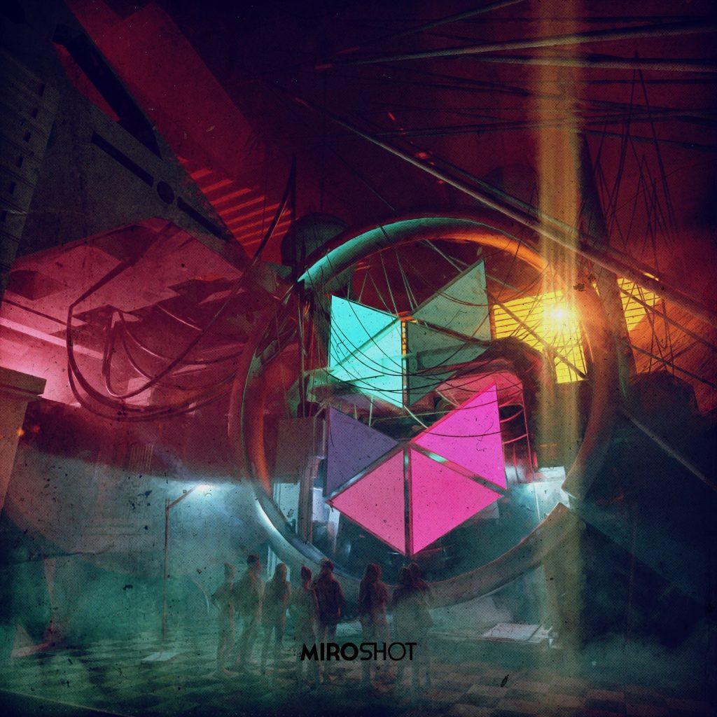 Une fusion d'electro et de rock, Miro Shot relève le défi!