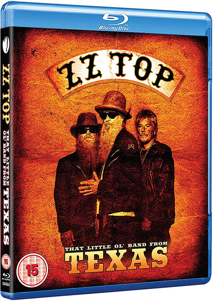 « That Little OL' Band from Texas » : l'histoire de ZZ Top filmée par Sam Dunn !