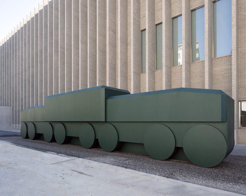 Plateforme 10 à Lausanne, l'art accoste au bout du quai