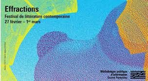 Le festival de littérature contemporaine fait «Effractions» au Centre Pompidou