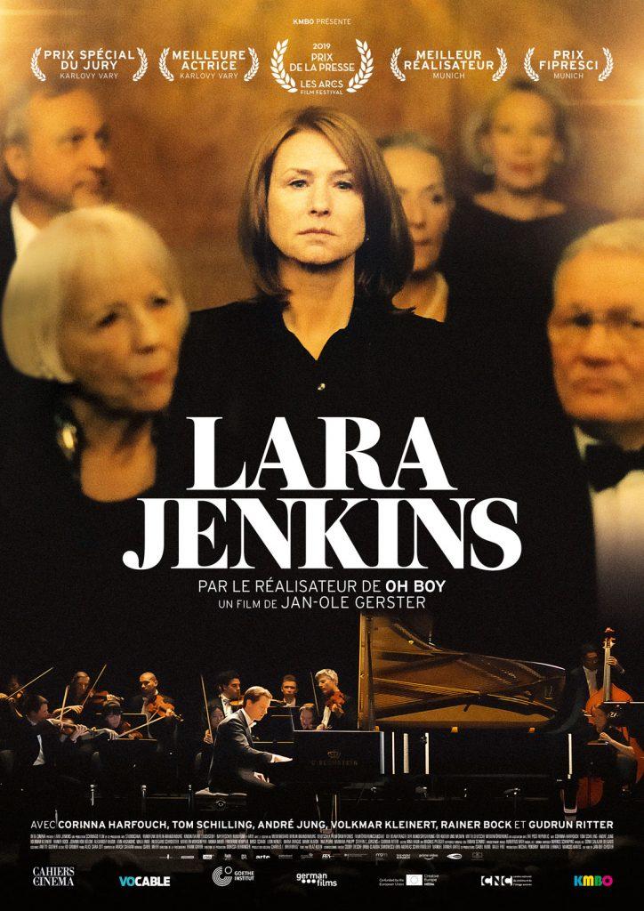 «Lara Jenkins», beau et froid portrait de femme par Jan-Ole Gerster