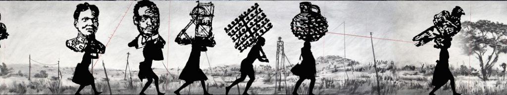 William Kentridge, la poésie et la force du dessin