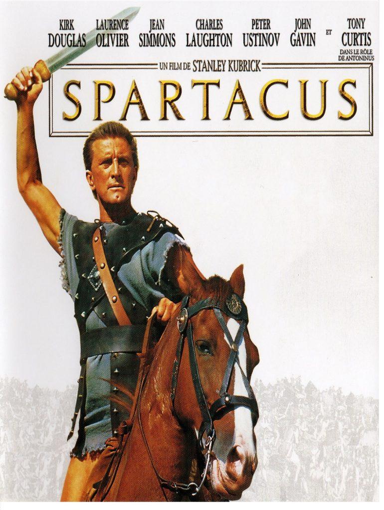Kirk Douglas : Spartacus est mort !