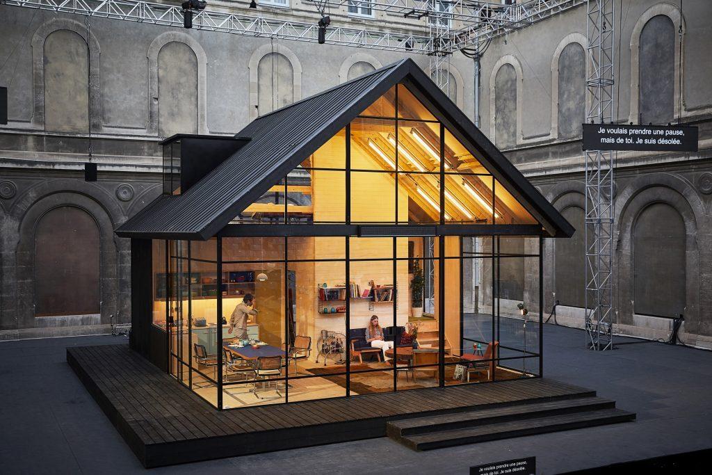 La maison, figure clé du théâtre contemporain