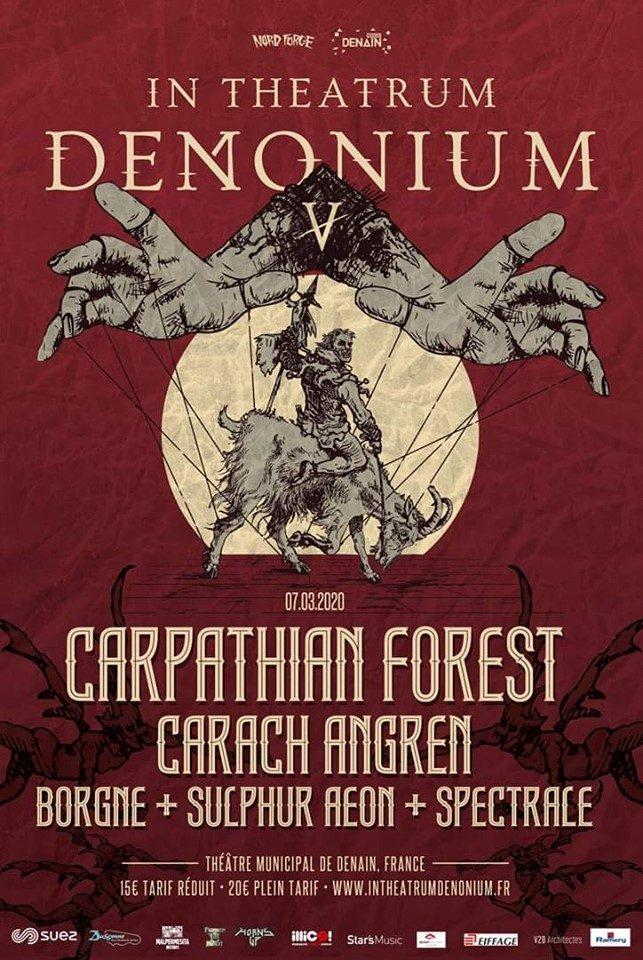 In Theatrum Denonium acte V : dans les forges de Denain