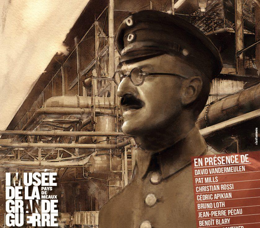 Les riches dialogues entre passé et présent au musée de la Grande Guerre à Meaux