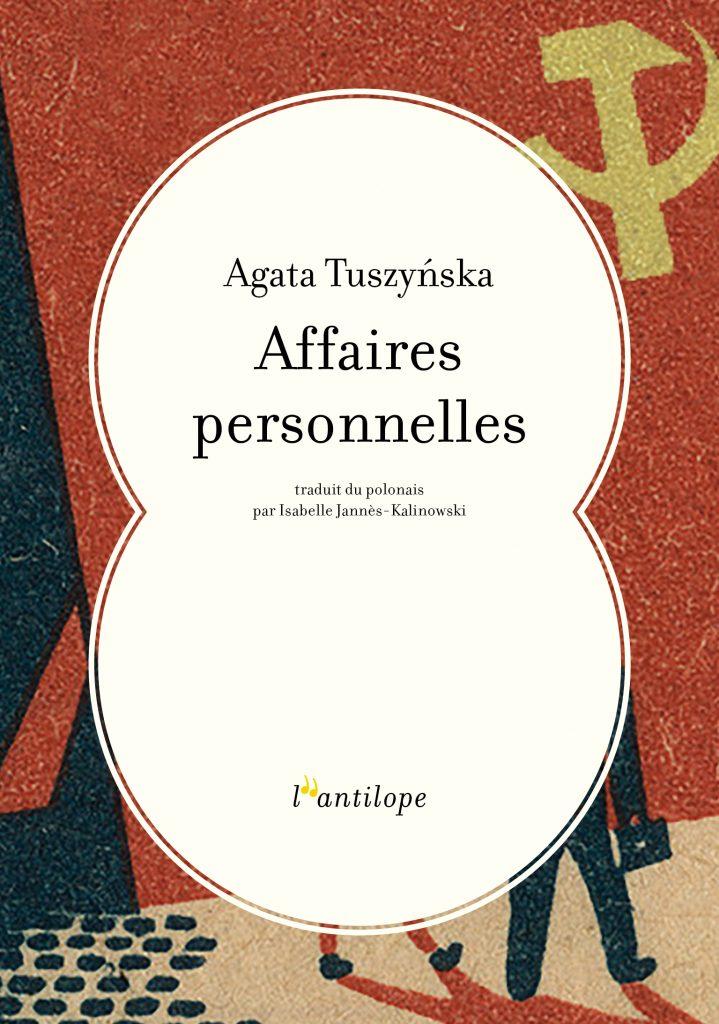 Affaires personnelles de Agata Tuszynska
