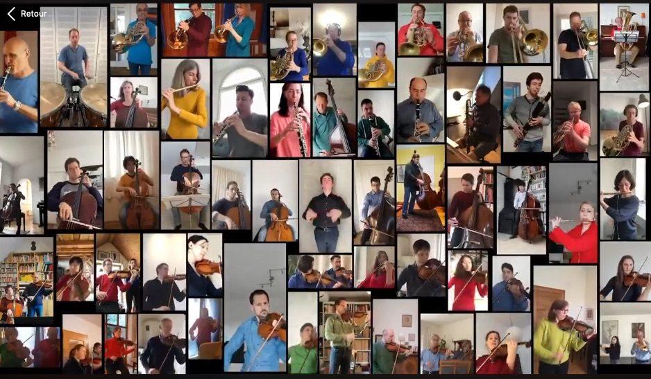 Ces musiciens qui se filment dans leur confinement (6)