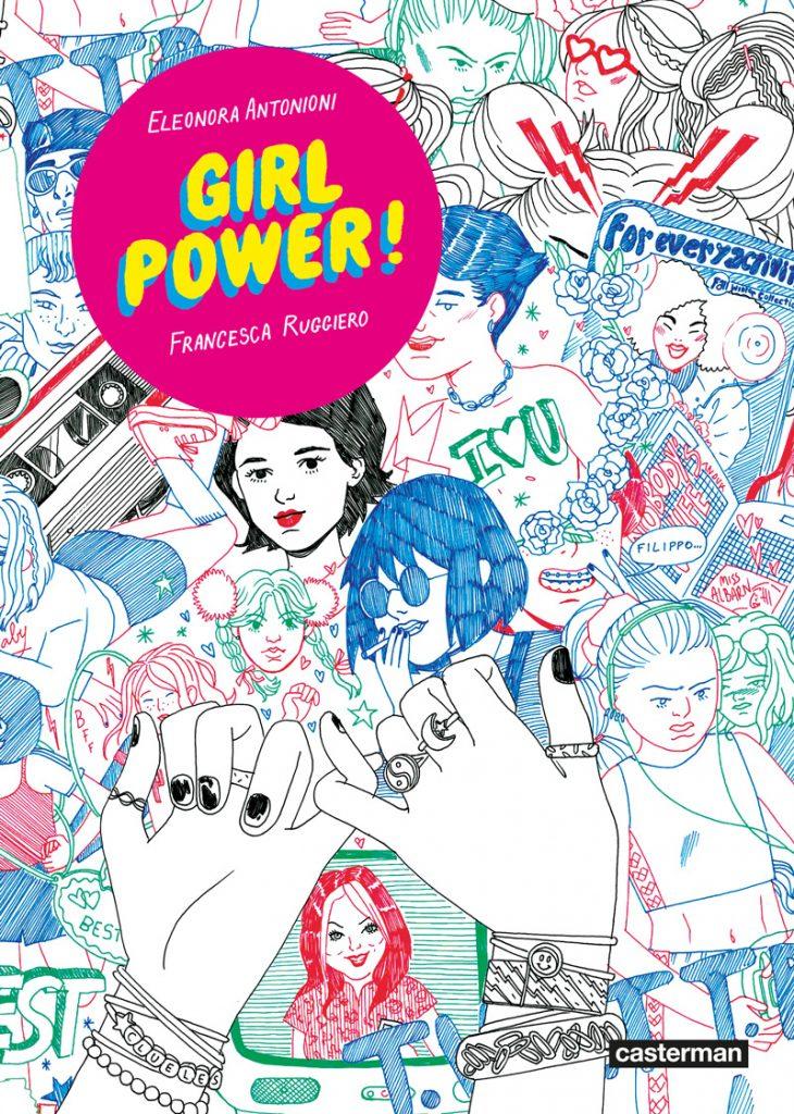 «Girl power», retour dans les années 90