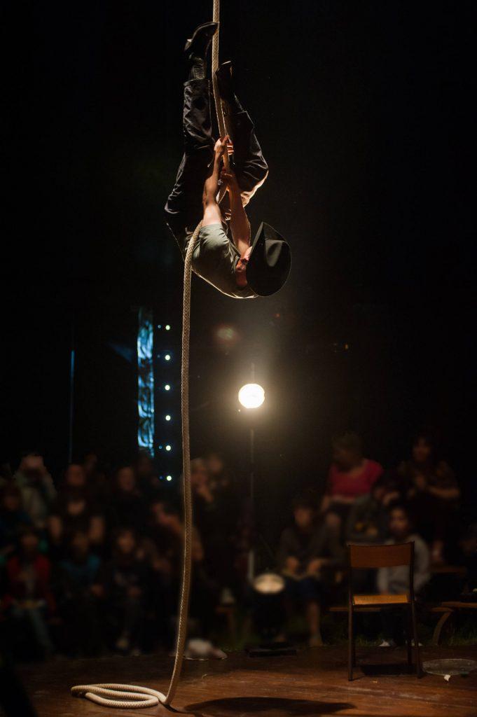 Le cirque est mort: Lucho Smit en crise nietzschéenne dans «L'âne & la carotte»