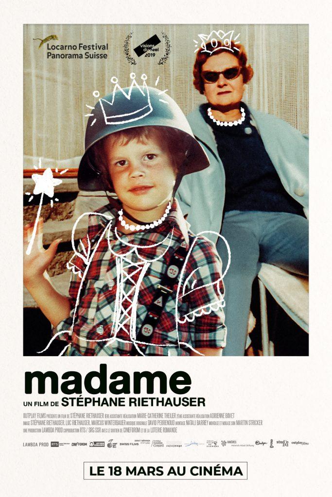 «Madame» de Stéphane Riethauser, entre dialogue intime et réflexion sur le genre
