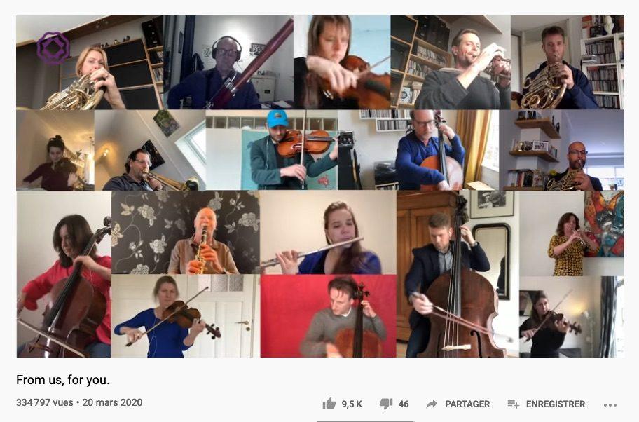 Ces musiciens qui se filment dans leur confinement (5)