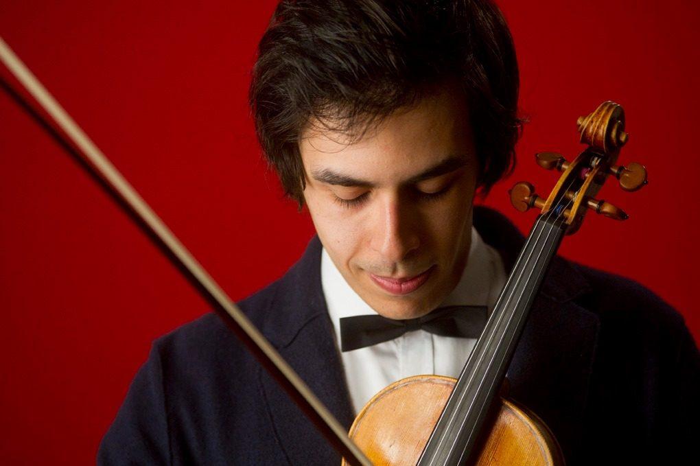 Rencontre avec le jeune violoniste Thomas Lefort