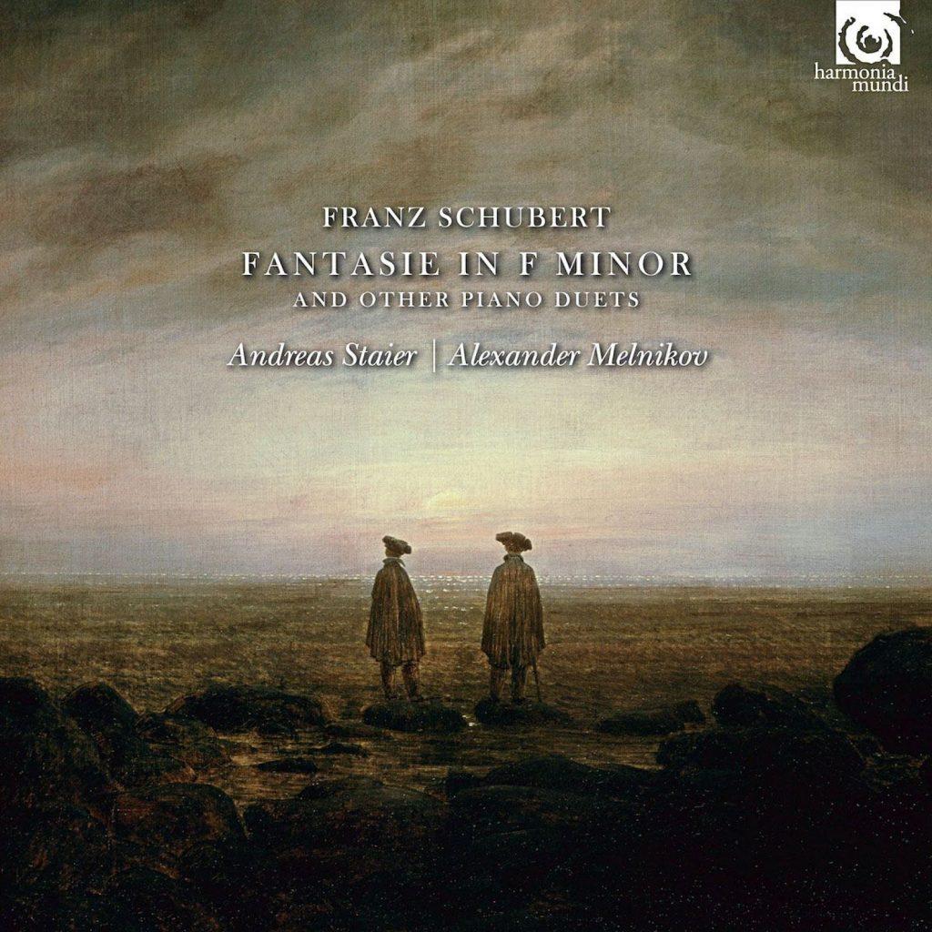 Schubert en toute intimité Au théâtre des Champs Elysées Avec Andréas Staier et Alexander Melnikov