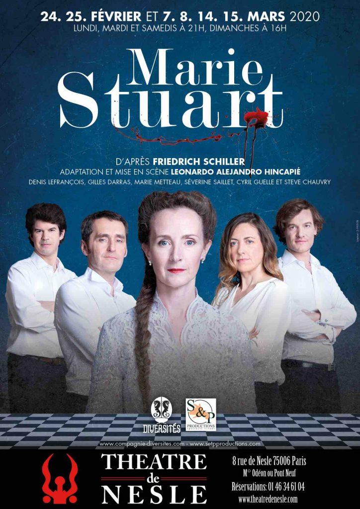 «Marie Stuart», une reine prisonnière des jeux de pouvoir
