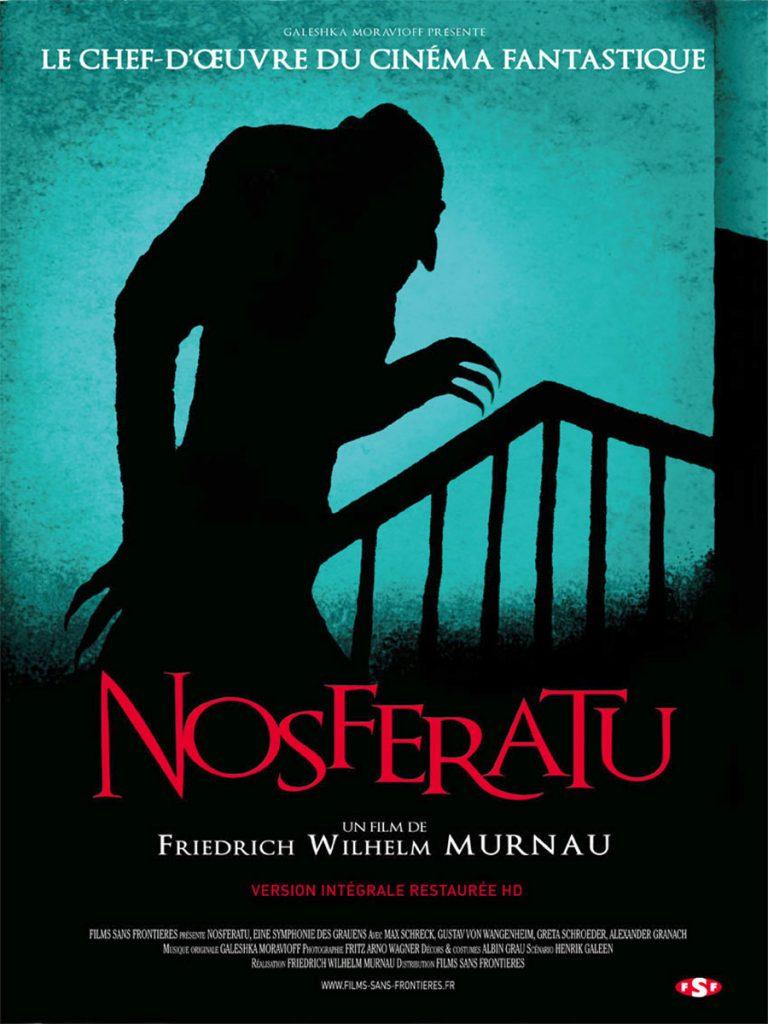 Épidémie et cinéma : revoir le «Nosferatu» de Murnau