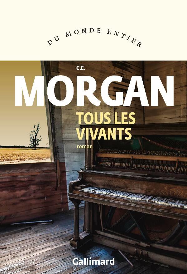 E. Morgan : «Tous les vivants», un douloureux huit clos