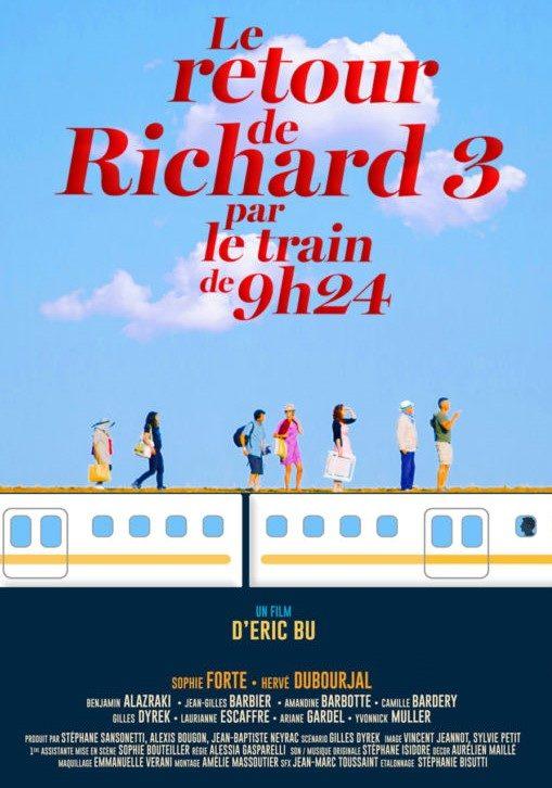 «Le Retour de Richard 3 par le train de 9h24» en accès libre jusqu'au 11 mai