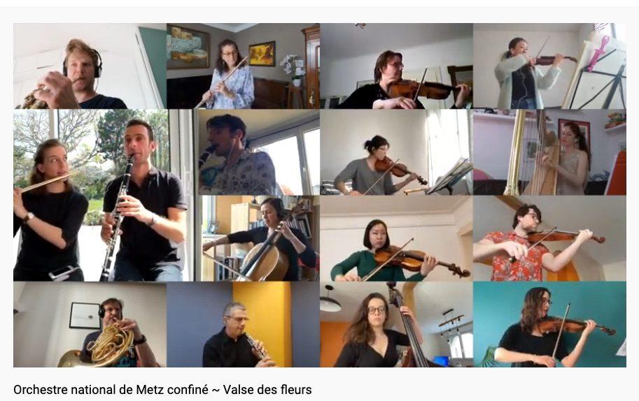 Ces musiciens qui se filment dans leur confinement (31)