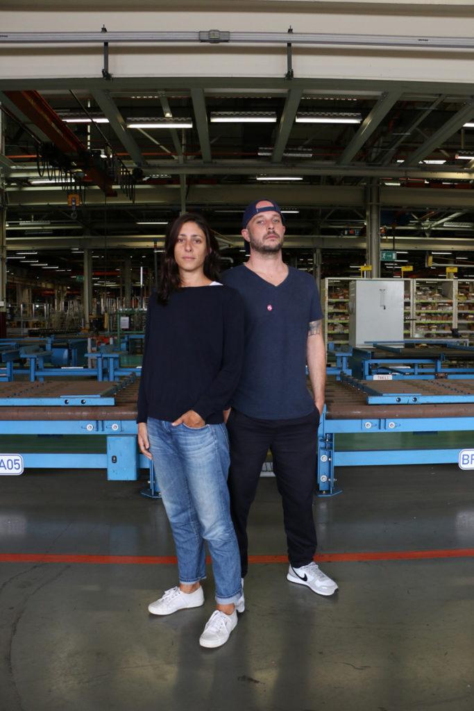 L'interview confinée du duo Brognon Rollin : «aujourd'hui le temps suspendu est devenu la norme»
