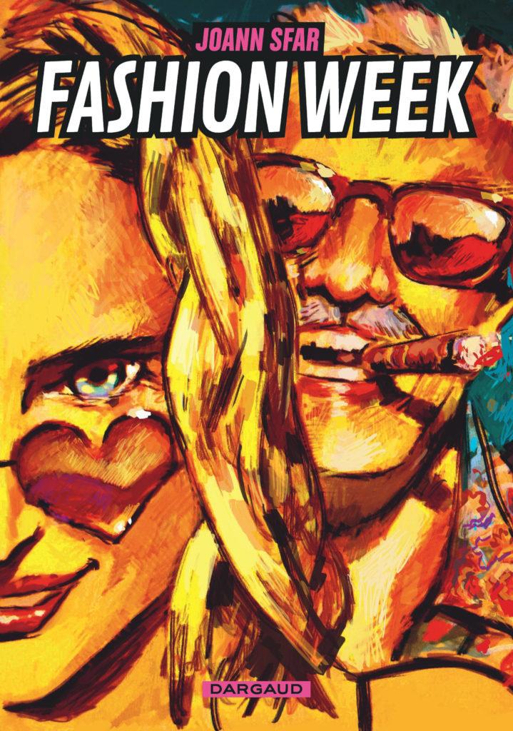 «Fashion Week» : Joann Sfar revisite à la «socca» SAS le drame parisien de Kim Kardashian