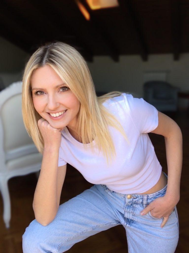 L'interview confinée de Vanessa Benelli Mosell : «La musique en ce moment m'aide beaucoup»