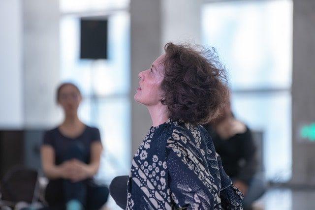 L'interview confinée de Myriam Gourfink : «plonger dans nos profondeurs pour redécouvrir nos émotions et les nommer»