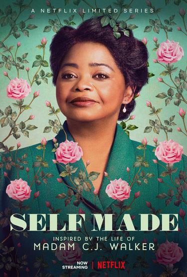 «Self-made» : l'excellente mini-série de Netflix sur la millionaire african-american Madame C.J. Walker