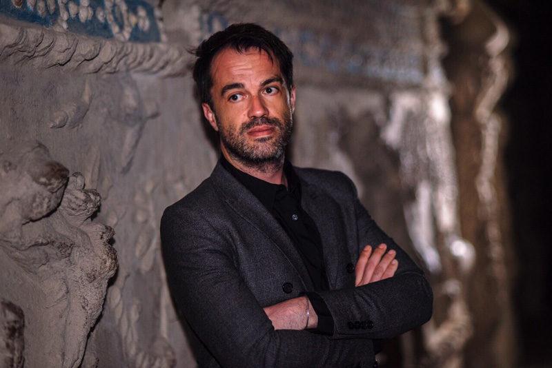 L'interview confinée de Frédéric Legros : « Ce n'est pas le temps qui passe mais nous »