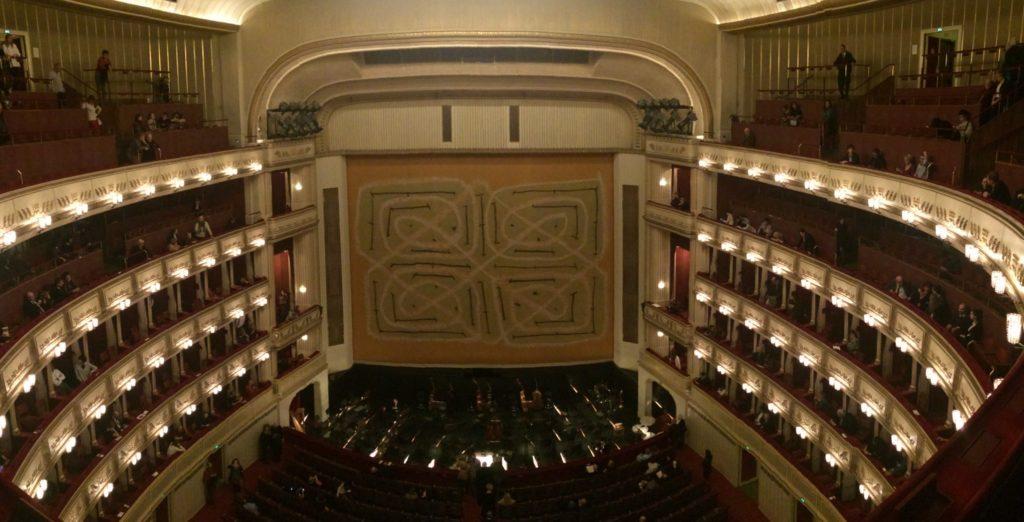 Une lettre en soutien au directeur de l'opéra de Dijon