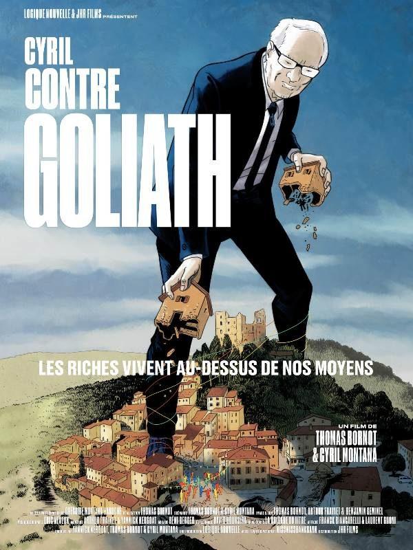«Cyril Contre Goliath» : le documentaire de l'irréductible Cyril Montana passe en avant-première sur la 25e heure le 13 mai