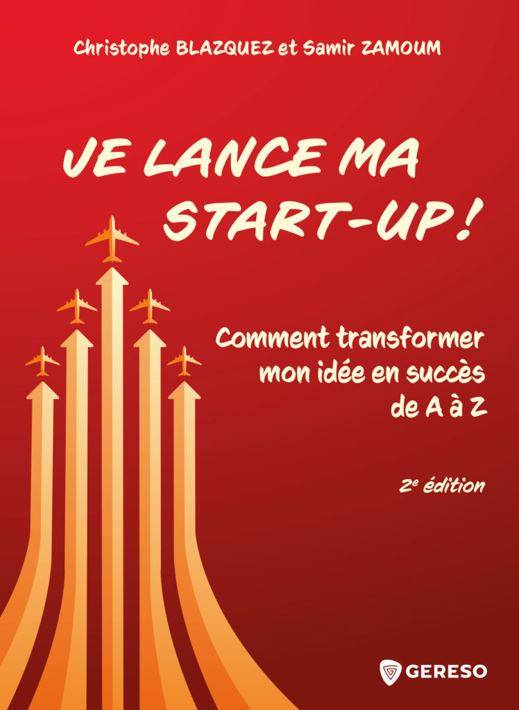 « Je lance ma start-up » : le guide 2ème édition