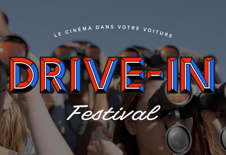 Un festival «Drive-in» pour se faire une toile solidaire, une vraie !