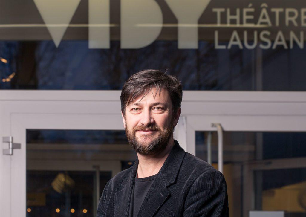 Vincent Baudriller: «Qu'est-ce qui nous reste quand le spectacle n'est plus là?»
