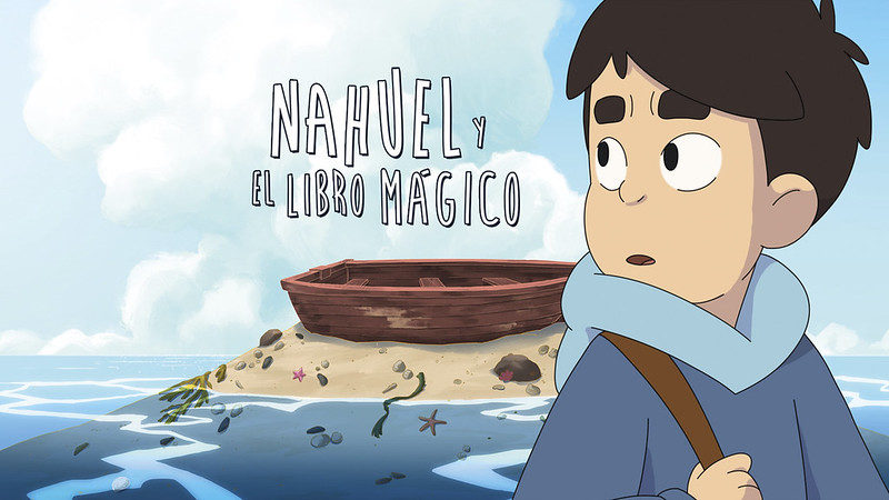 Nahuel and the Magic Book de Germán Acuña, le courage de grandir au Festival d'animation d'Annecy