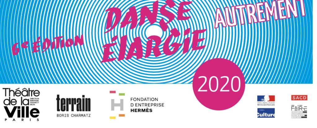 Danse Élargie, cette année, le concours se passe en ligne