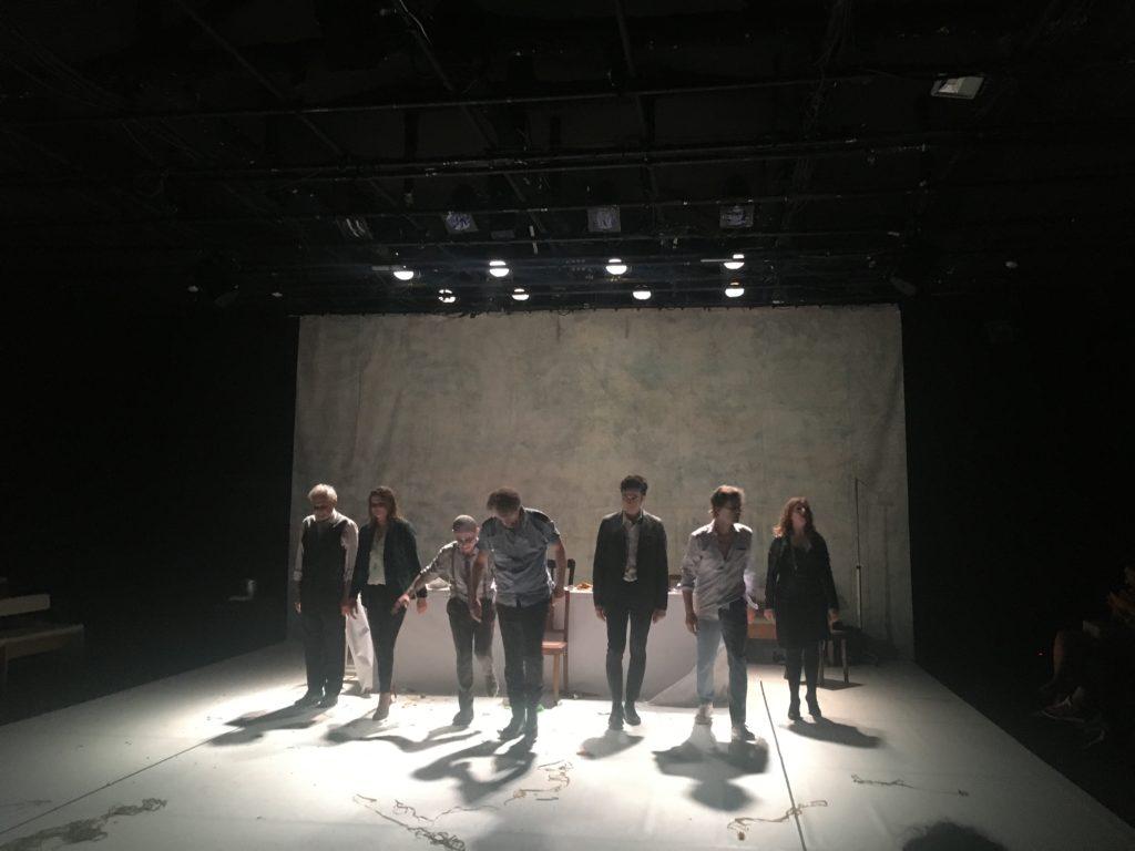 La nuit où, avec Houellebecq, Ionesco et Dante, on a attendu le lever du soleil au Théâtre de la Ville